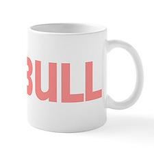 Pink Palin Pitbull with Lipstick Mug