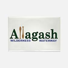 Allagash Wilderness Waterway Rectangle Magnet