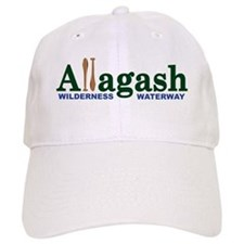 Allagash Wilderness Waterway Baseball Cap