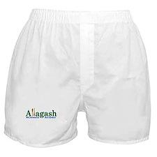 Allagash Wilderness Waterway Boxer Shorts