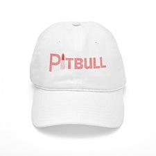 Palin Pitbull with Lipstick Retro Baseball Cap