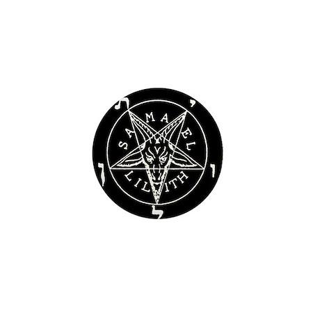 Infernal Union Mini Button (10 pack)