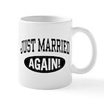 Just Married Again Mug