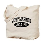 Just Married Again Tote Bag