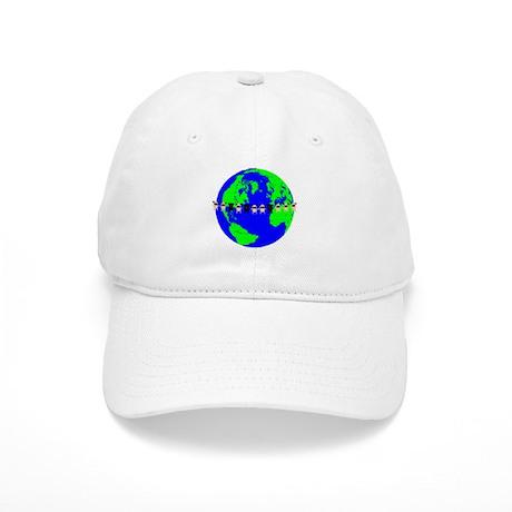 Peace On Earth Cap
