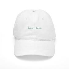 beach bum Baseball Cap