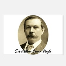 Sir Arthur Conan Doyle Postcards (Package of 8)