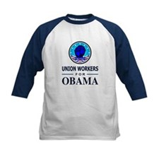 Union Workers Obama Tee