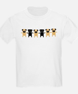 StringOPugs T-Shirt