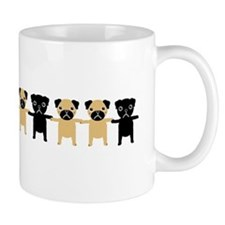 StringOPugs Coffee Mug