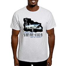 Sarah-Cuda's Lunch T-Shirt