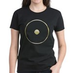 Sun Symbol(Bindu) Women's Dark T-Shirt