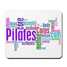 Pilates Corps Mousepad
