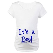 It's a Boy (Belly) Shirt