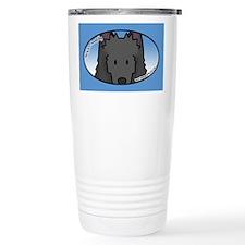 Anime Belgian Sheepdog Travel Mug