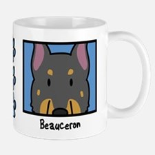 Anime Beauceron Mug