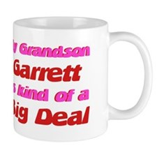 My Grandson Garrett - Big Dea Mug