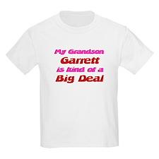 My Grandson Garrett - Big Dea T-Shirt