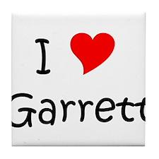 Cute Garrett Tile Coaster