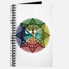 Elemental Mandala Journal