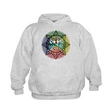 Elemental Mandala Hoodie