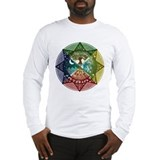 Earth Long Sleeve T-shirts