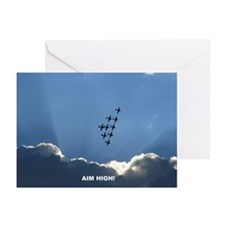 Aim High Greeting Cards (Pk of 20)