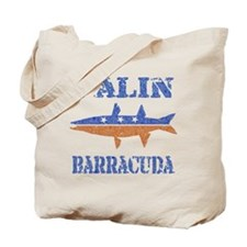 Palin Barracuda Vintage Tote Bag
