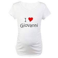 Unique I love giovanny Shirt