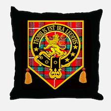 Stuart of Bute Throw Pillow