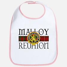 MALLOY REUNION Bib