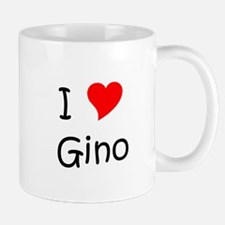 Gino Mug