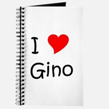 Funny Gino Journal