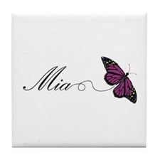 Mia Tile Coaster