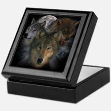 Watchful Eyes Keepsake Box