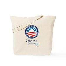 Veterans for Obama Tote Bag