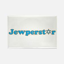 Jewperstar Rectangle Magnet