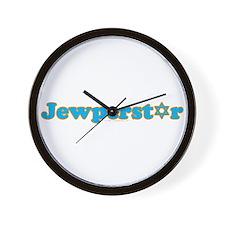 Jewperstar Wall Clock