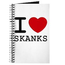 I heart skanks Journal