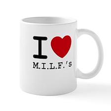 I heart M.I.L.F.'s Mug