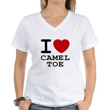I heart camel toe Shirt