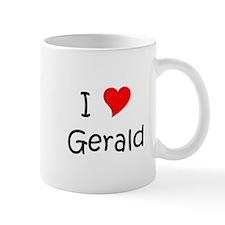 Unique Gerald Mug