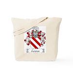 Lucerna Family Crest Tote Bag
