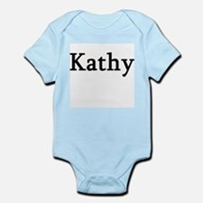 Kathy - Personalized Infant Creeper