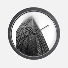 Chicago Hancock Tower Wall Clock