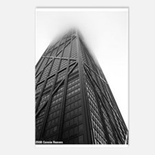 Chicago Hancock Tower Postcards (Package of 8)