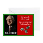 Cheney F'ing Christmas Cards (Pk of 10)