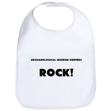 Archaeological Museum Keepers ROCK Bib