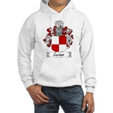 Luciano Family Crest Hoodie