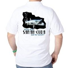 Sarah-Cuda's Lunch T-Shirt